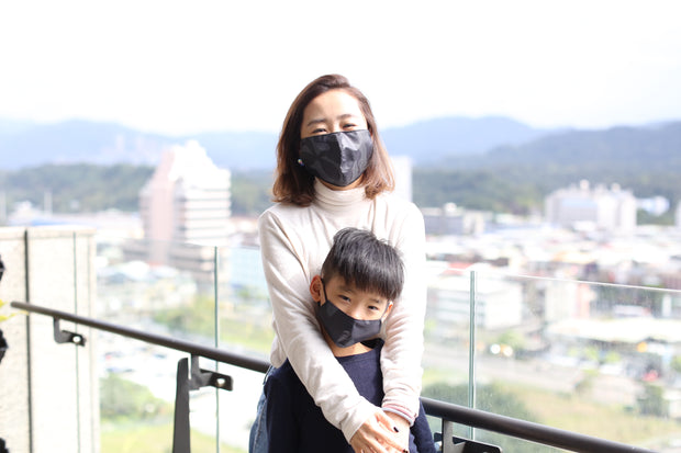 ECO Reusable Fabric Mask 好好戴口罩 - Denim Blue