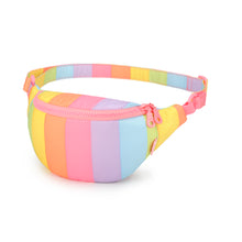 Airy Waist Bag - ECO Rainbow (XS)