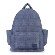 Airy Backpack Baby Diaper Bag - Denim Blue (L)
