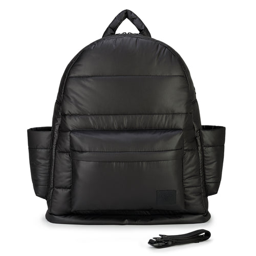 Airy Backpack Baby Diaper Bag - So Black 黑嘿 (XL)