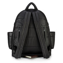Airy Backpack Baby Diaper Bag - So Black (XL)