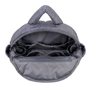 Airy Backpack Baby Diaper Bag - Knitted Grey (L)