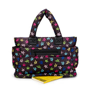 Airy Tote Baby Diaper Bag - Rock Stars (L)