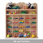 【Grow with Me】Mini Collectibles Display Organizer 小汽車展示收納架