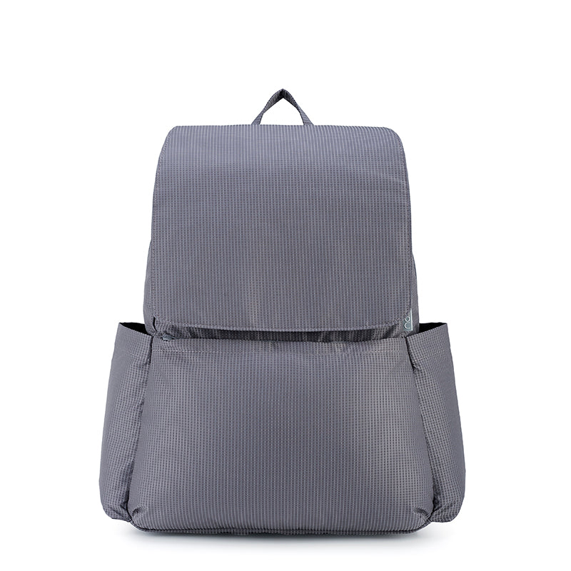 Light Multi-Purpose Backpack - Morandi Grey 莫蘭迪灰 (L)