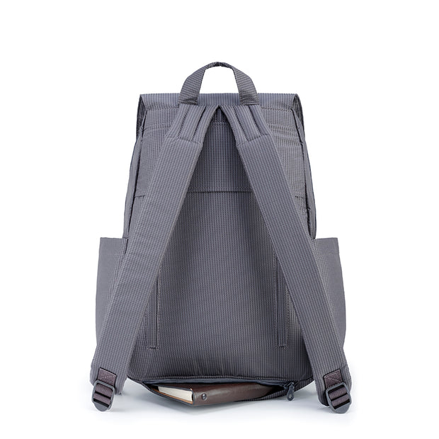 Light Multi-Purpose Backpack - Morandi Grey (L)