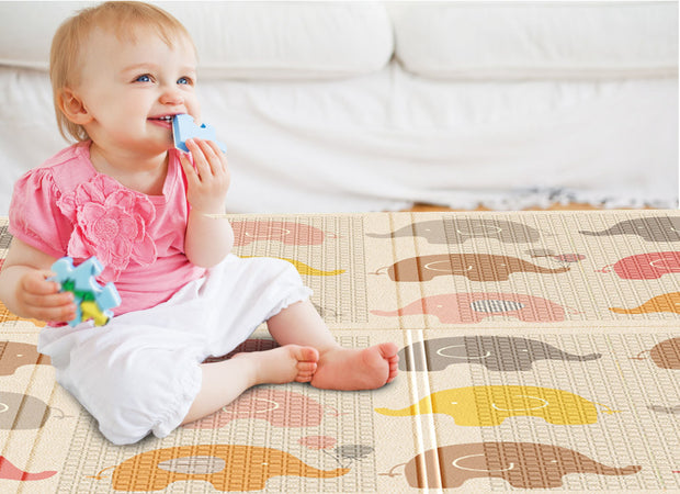 Parklon Portable Play Mat - Little Elephant