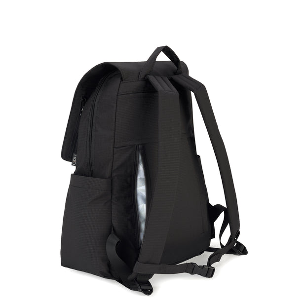 Light Multi-Purpose Backpack - Simple Black (L)