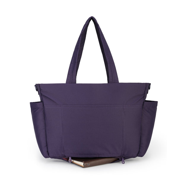 Light Multi-Purpose Tote - Lady Purple (L)