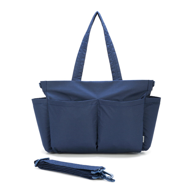 Light Multi-Purpose Tote - Navy (L)