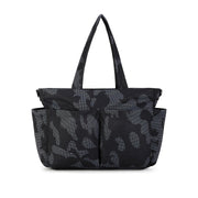 Light Multi-Purpose Tote - Black Camo (L)