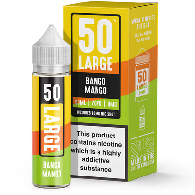 Bango Mango 50ml Short Fill by 50Large