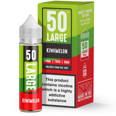 Kiwimelon 50ml Short Fill by 50Large