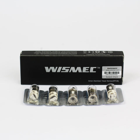RX Mini Atomiser Coils by Wismec