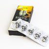TFV8 Baby Beast M2 0.25 Ohm Pack of 5 Atomiser Coils by Smok