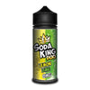 Lemon Lime 100ml Short Fill by Soda King