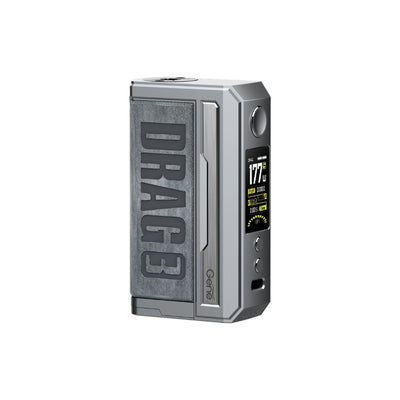 Voopoo Drag 3 Mod - Smokey Grey