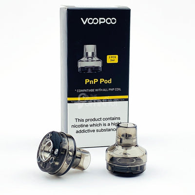 VooPoo PnP Replacement Pods (2 Pack)