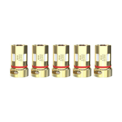 Wismec R80 Coil WV 0.3ohm Mesh (5 pack)