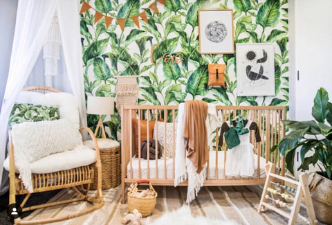 Eco friendly Fair Trade Nursery Gender Neutral