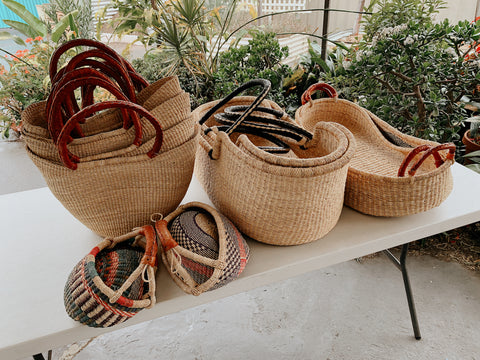 bolga baskets wholesale australia