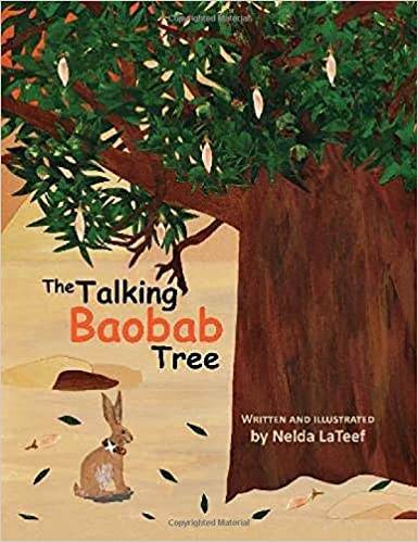 The Talking Boabab Tree - Children's Book-Adinkra Designs