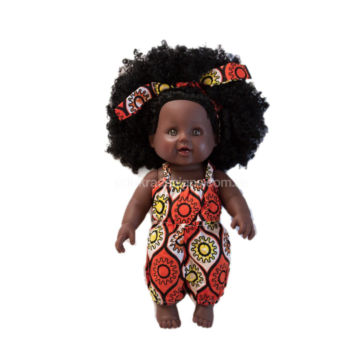 African dolls- Fair trade and for Charity - The Adinkra Project