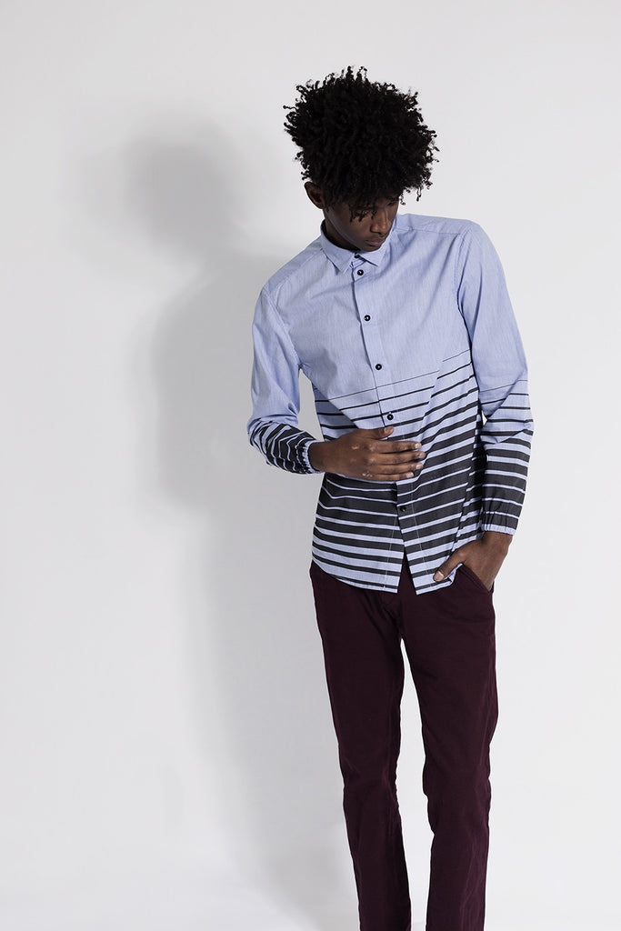 Black Stripes Shirt