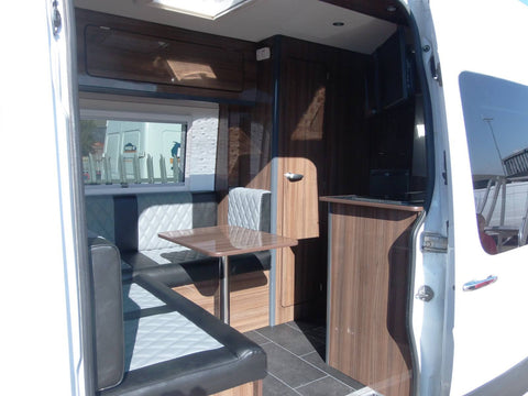 Flat Pack Furniture Kit for Mercedes Spinter/ VW Crafter