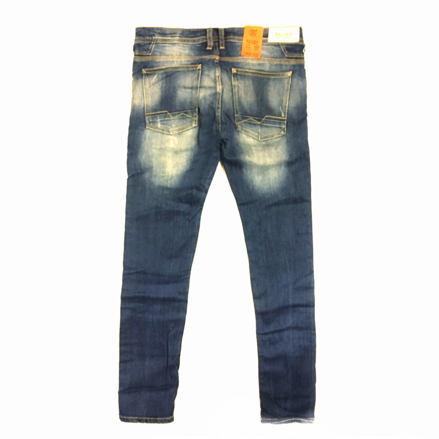Natural And Freely Clearance How Much Mens 702350 Skinny Jeans Blend Best Selling B85j2qFm8c