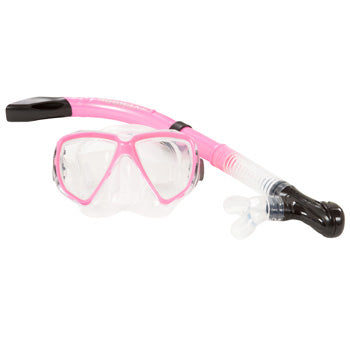 Typhoon Pro Silicone Snorkel Combo Set