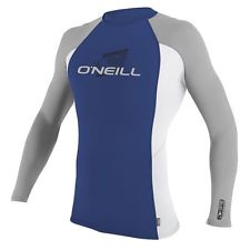 O'Neill Youth L/S Crewneck Rash Vest