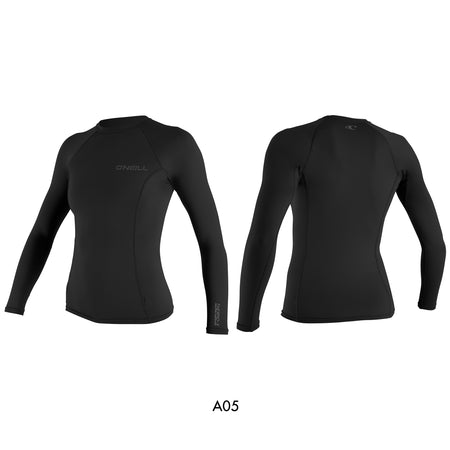 O'Neill Ladies Thermo- X L/S Rash Vest
