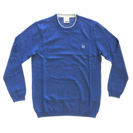 Oxbow Mens Pull Essential Crew - K2PERONI