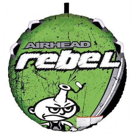 Airhead Rebel Tube Kit Inflatable Single Rider Towable