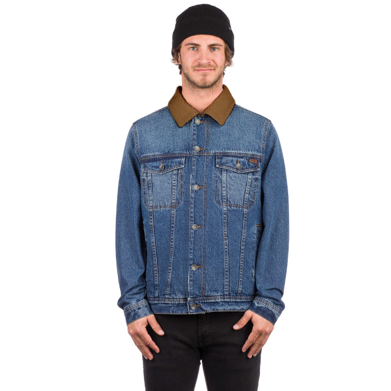 Billabong Mens Barlow Trucker Jacket