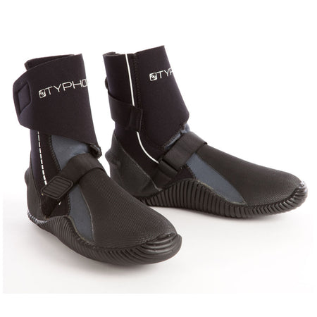 Typhoon 5mm P5 Wrap Wetsuit Boot