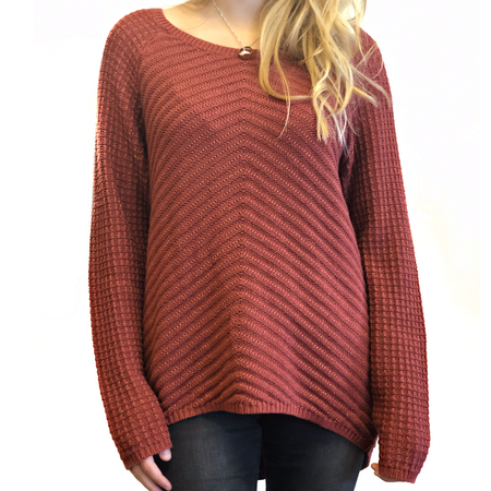 Oxbow Ladies Portellen Jumper - K2PORTELLEN