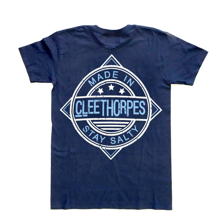 "Cleethorpes ""STAY SALTY"" T-Shirt"