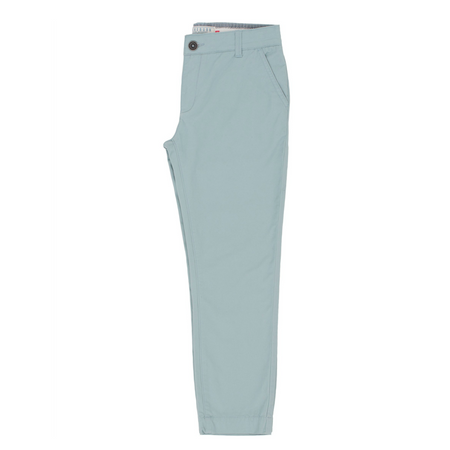 Brakeburn Cropped Chino Blue