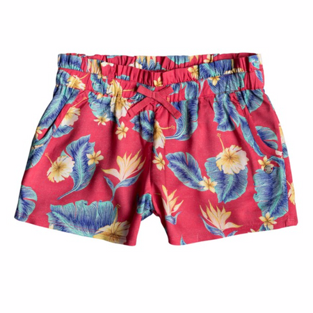 Roxy Girls Rainbow Shower Shorts
