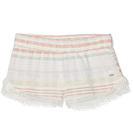 O'neill Girls lg Stripey Surf Shorts