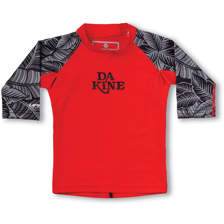 Dakine Toddler Boys Snug Fit LS Rash Vest