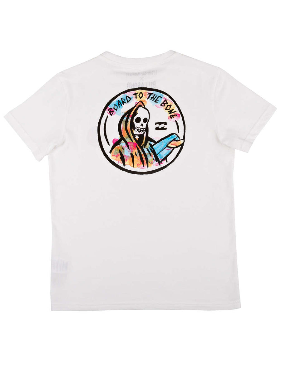 Billabong Boy's TR Board Bones T-Shirt
