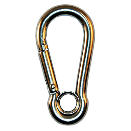 Beaver Stainless Steel Carabiner - 100mm