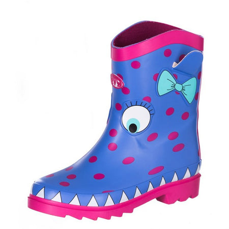 Animal Girls Boo Wellies