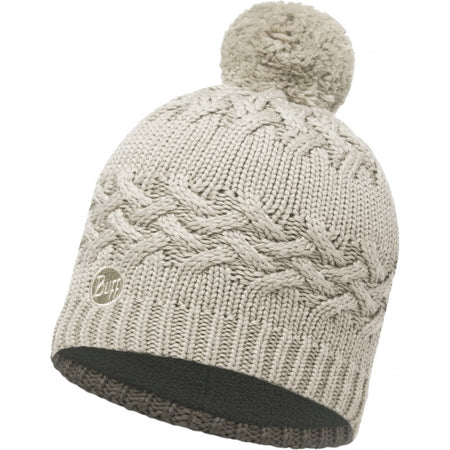 Buff Savva Knitted/Polar Beanie