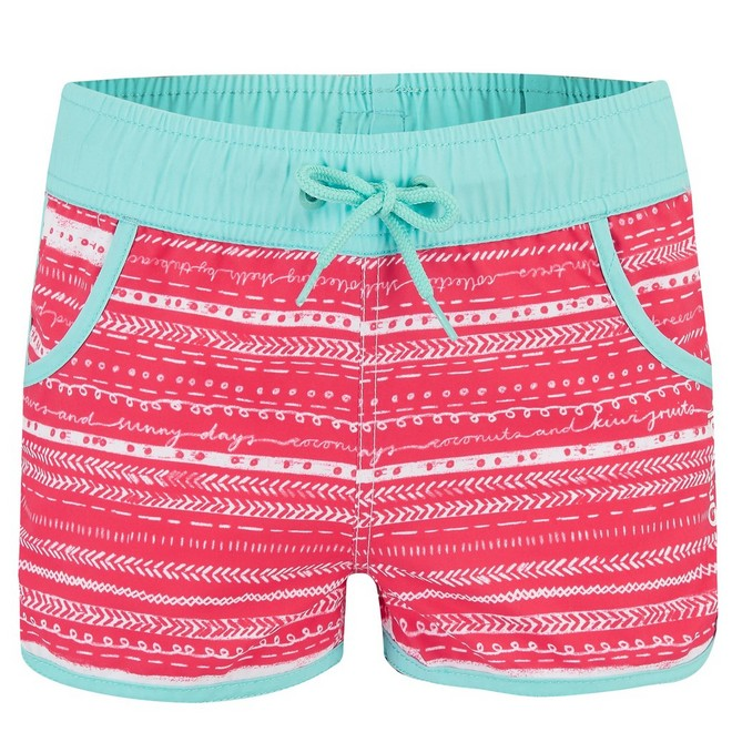 Animal Girls' Cali Dreamer Elasticated Boardshorts
