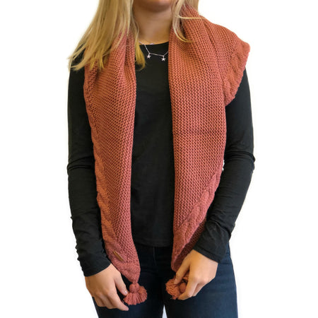 Oxbow Ladies Heavy Cannelle Scarf