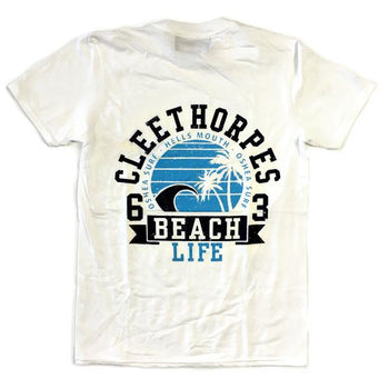 Cleethorpes White Kids T-Shirt